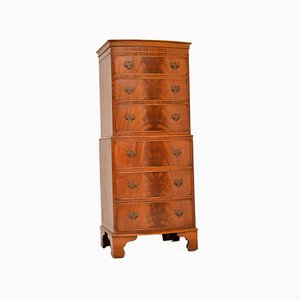 Antique Georgian Style Chest of Drawers, 1950s