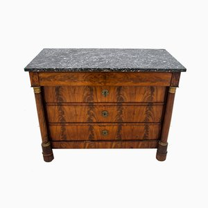 French Empire Chest of Drawers, Circa 1860
