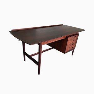 Palisander Modell 205 Schreibtisch von Arne Vodder für Sibast, 1959