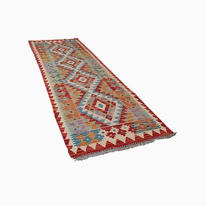 Decorative Hand Woven Choli Kilim Runner, 1960s