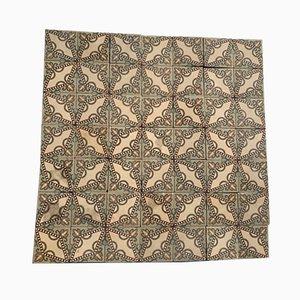Antique Dutch Cement Tiles, Set of 400