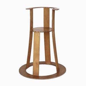 Kinderstuhl aus Schichtholz von Gunnar Daan für Gunnar Daan, 1960er