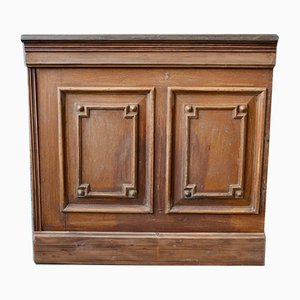 Antique Industrial Cabinet