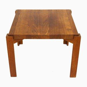 Danish Teak Side Table by Jens Quistgaard, 1960s