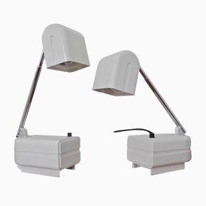 Verstellbare Tischlampen von Briloner Leuchten, 1970er, 2er Set