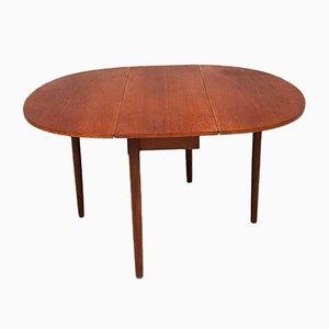 Mid-Century Teak Extendable Drop Leaf Dining Table from G-Plan
