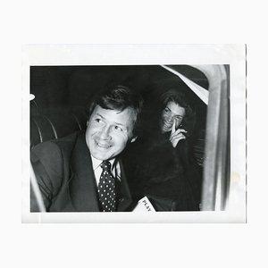 Jackie Kennedy - Original Pressefoto, 1960er