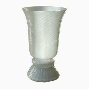 Murano Bell Formed Mushroom Table Lamp, 1970s