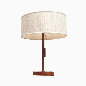 Mid-Century Type 25 Teak Table Lamp from Temde