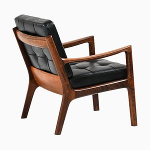 Model 116 Lounge Chair by Ole Wanscher for France & Son, Denmark