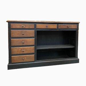 Oak Trade Office Cabinet
