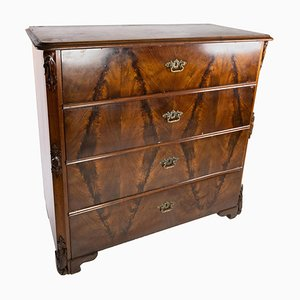 Mahogany Chest of Drawers, 1860s