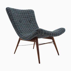 Mid-Century Lounge Chair by Miroslav Navratil, 1960s