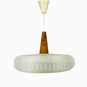 Mid-Century Rotaflex Pendant Lamp, 1960s