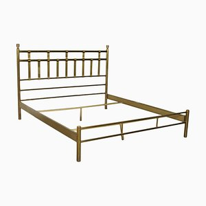 Brass Double Bed, 1960s