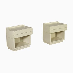 Nightstands, 1970s, Set of 2