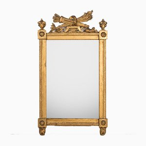 Golden Marriage Mirror