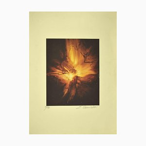 Emilio Tanners, Explosion, Lithograph, Late 20th Century