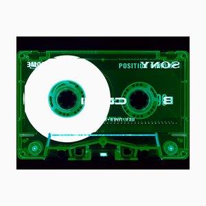 Tape Collection, Type II, Contemporary Pop Art Farbfotografie, 2021