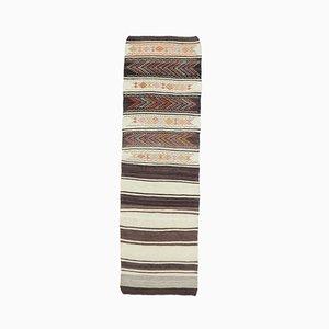 Vintage Turkish Kilim Runner Rug