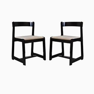 Esszimmerstühle von Mario Sabot, 1970er, 2er Set