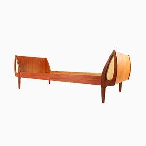 Dänisches Vintage Teak Tagesbett von Sigfred Omann für Ølholm Møbelfabrik, 1960er