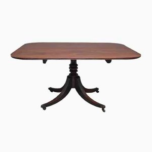 Mahogany Breakfast Table, Early 1800s