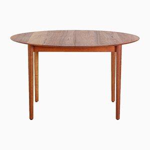Vintage Danish Dining Table by Peter Hvidt for Soborg Mobler, 1960s