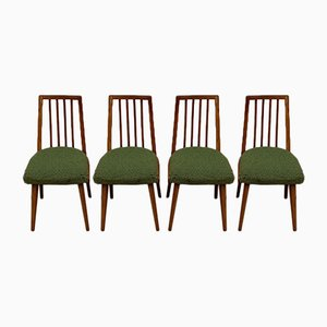 Mid-Century Dining Chairs from Jitona, Set of 4