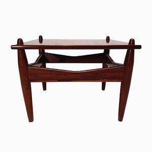 Skandinavischer Palisander 272 Tisch von Illum Wikkelsø, 1950er