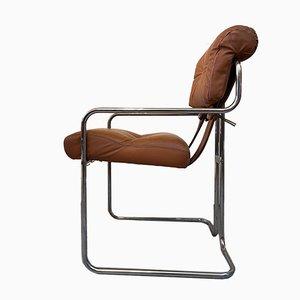 Kleine Tucroma Esszimmerstühle von Guido Faleschini, 1960er, Set of 4