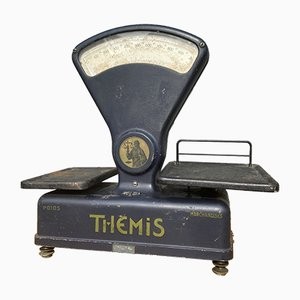 French Themis Grocery Scale, 1920s