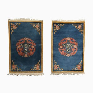 Chinese Carpets, Set of 2