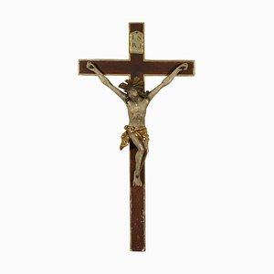 Crucifix Wooden Sculpture