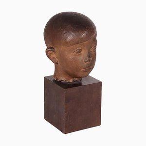 Ivo Suns, Terracotta Sculpture, 1898-1976