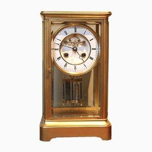 Orologio in vetro con campana, Francia