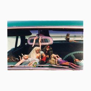 Oldsmobile & Sinful Barbie's, Las Vegas - Contemporary Color Photography 2001