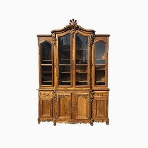 Antikes Louis XIV Bücherregal