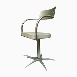 Modern Swivel Chair by Philippe Starck for Maletti, 1980s