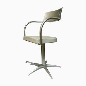 Moderner Drehstuhl von Philippe Starck für Maletti, 1980er