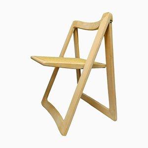 Trieste Dining Chair by Aldo Jacober & Pierangela d'Aniello for Alberto Bazzani, 1966