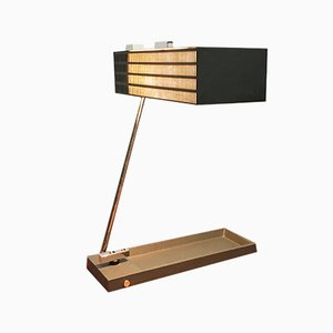 Mid-Century German Flamingo Table Lamp from BUR, Bünte & Remmler