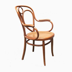 Viennese Solid Wood Dining Chair by Michael Thonet for Thonet, 1900s
