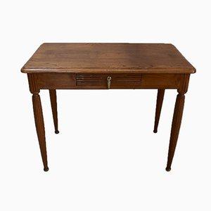 Small Oak Desk, 1940s