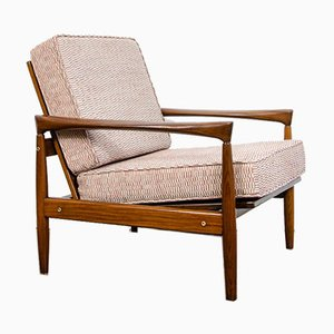 Teak Kolding Armchair by Erik Wørts for Ikea, 1960s