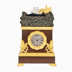 Antique Clock from J.C. Cailly, 1840
