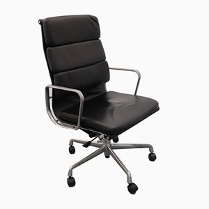 Vintage EA 219 Swivel Armchair by Charles & Ray Eames for Vitra, 1978