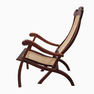 Vintage Austrian Folding Chair