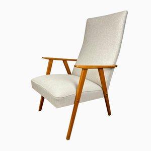 Swedish Teak Lounge Chair, 1960s