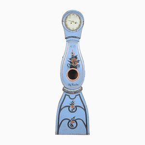 Antike Blaue Mora Uhr, 1773